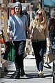 sienna miller tom sturridge west village lunch lovebirds 17