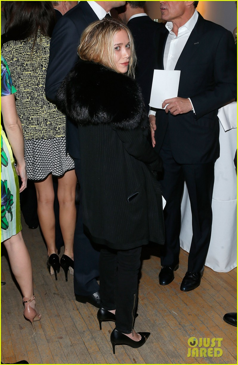 mary kate olsen tribeca ball attendee 032846155