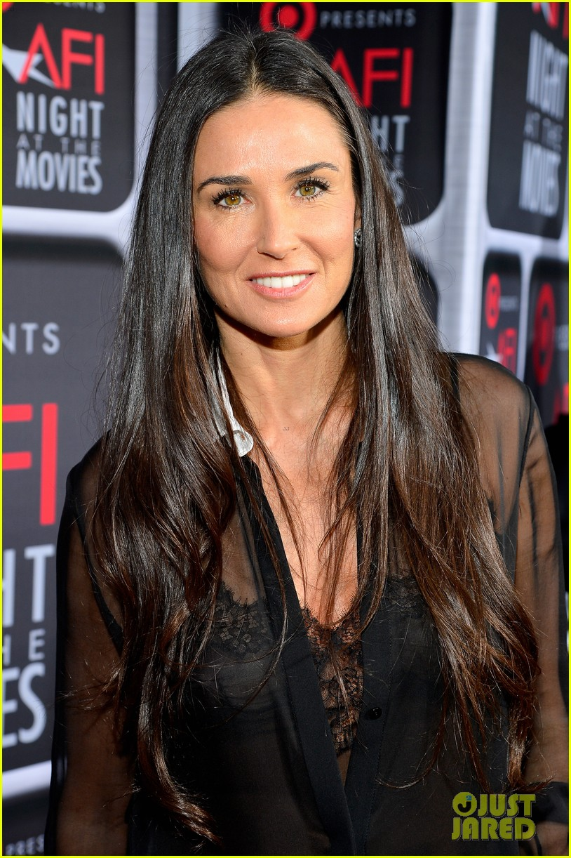 demi moore cher afi night at the movies event 23