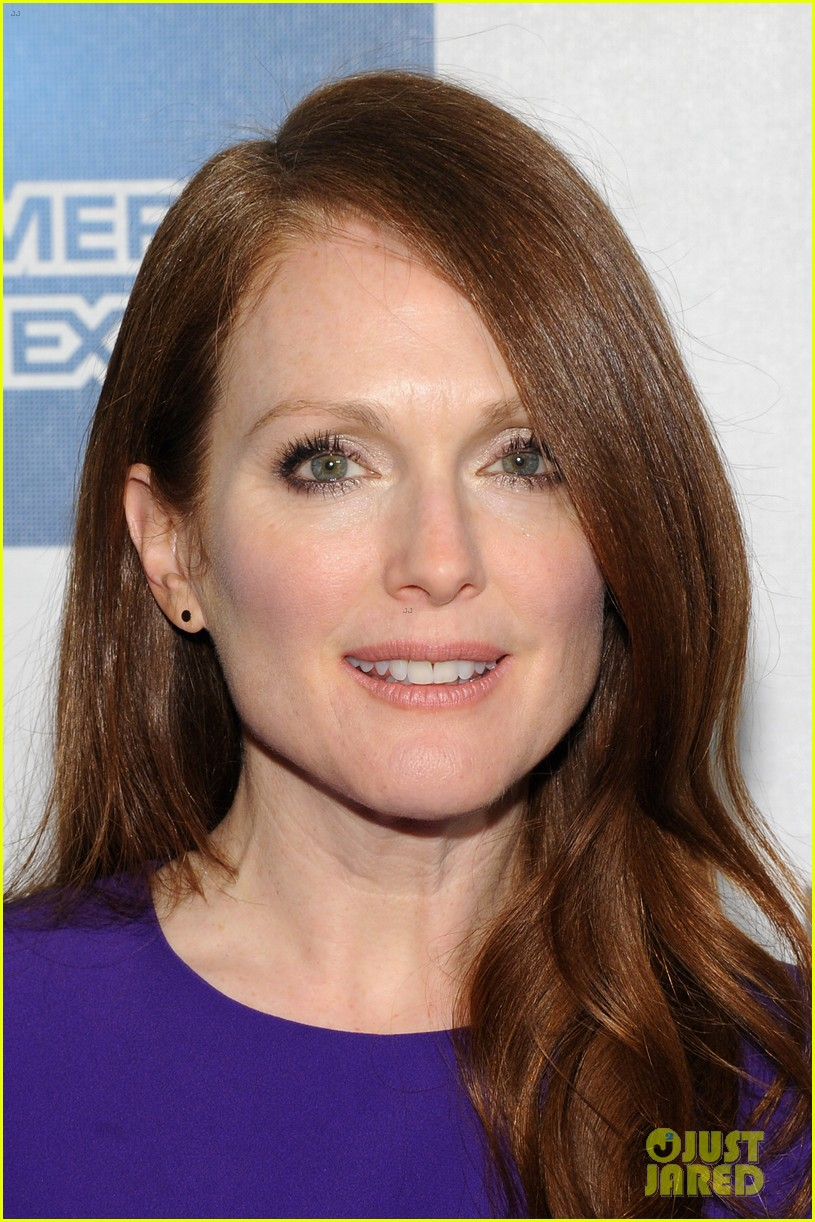 julianne moore english teacher tribeca premiere 082859064