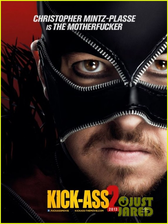 chloe moretz aaron taylor johnson kick ass posters 02