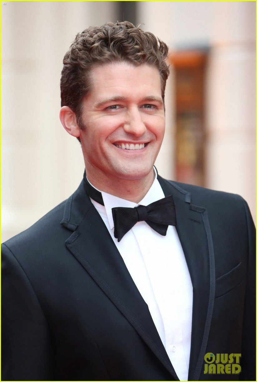 matthew morrison performs west side story at olivier awards 17