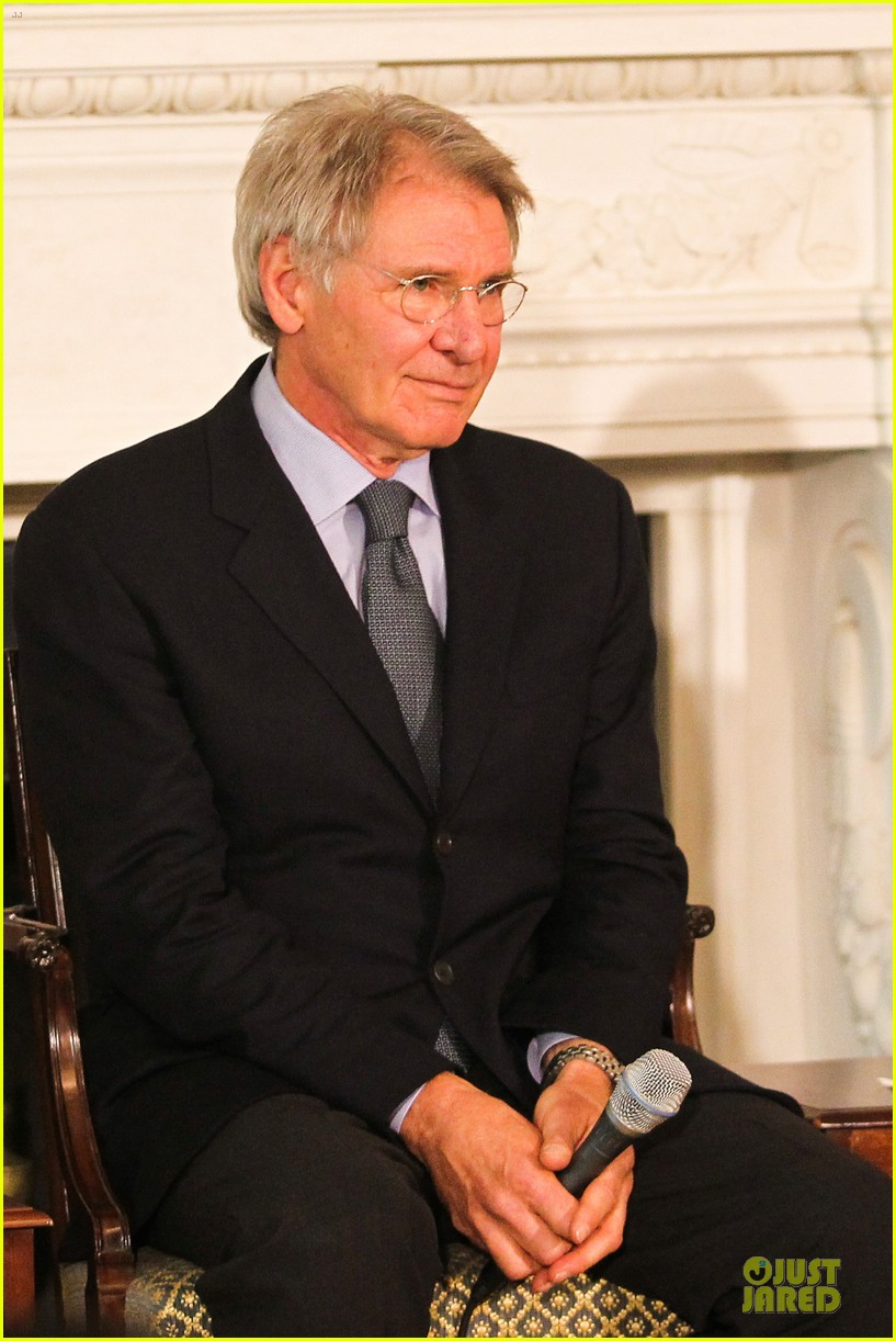 michelle obama im tripping out on harrison ford 27