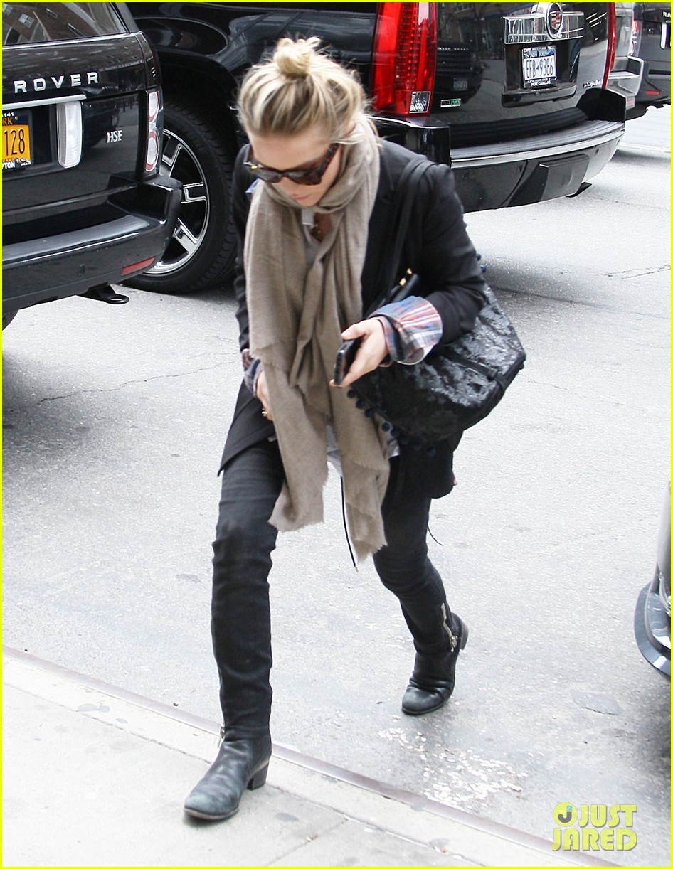 mary kate ashley olsen greenwich hotel visit 062856476
