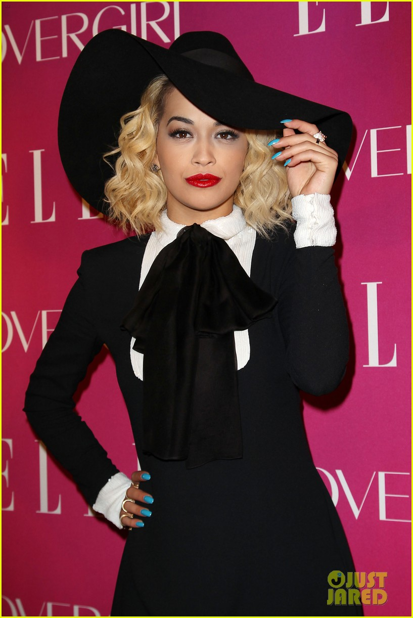rita ora kelly rowland elle women in music event 02