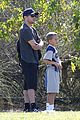 ryan phillippe deacon football game supporter 11