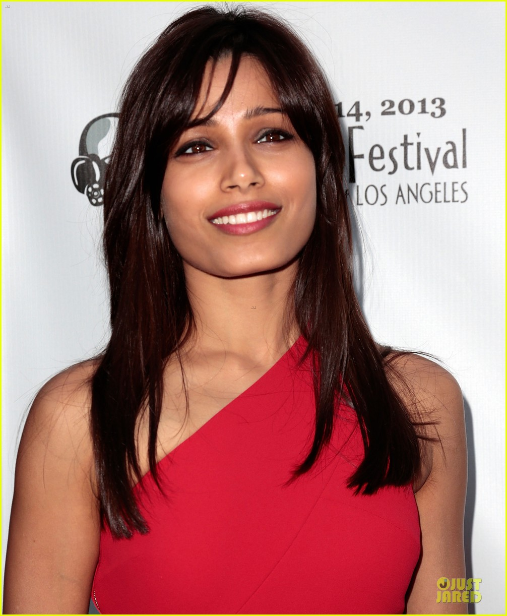 freida pinto indian film festival of los angeles opening night gala 072846573