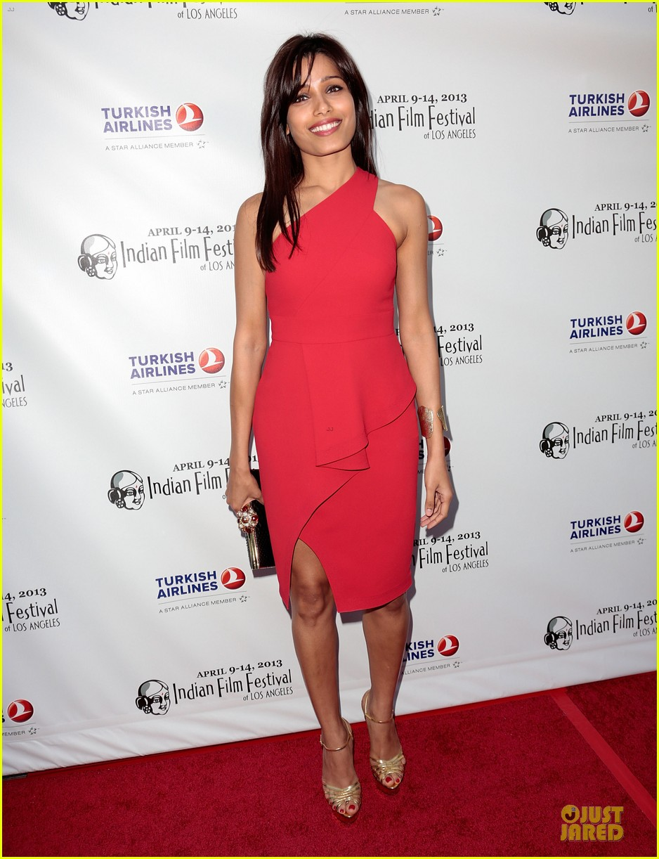 freida pinto indian film festival of los angeles opening night gala 11