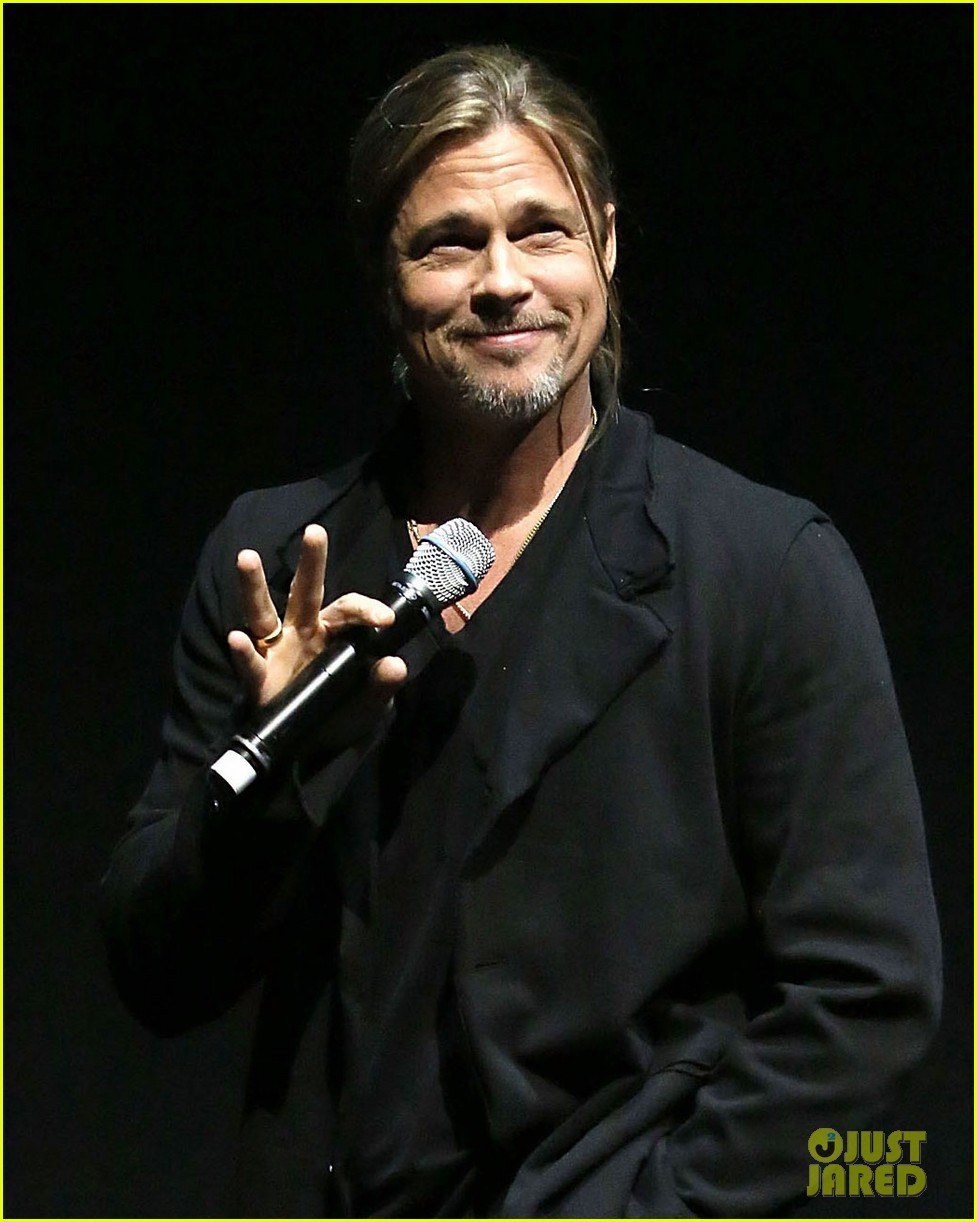 brad pitt cinemacon presentation for world war z 04