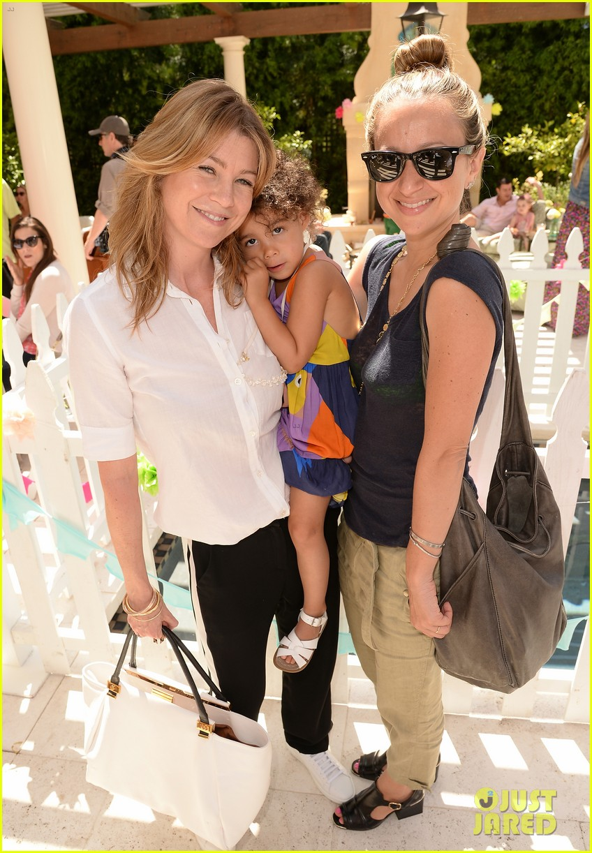 ellen pompeo eric dane mothers day garden party 242859769