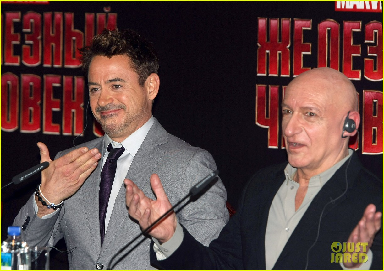 robert downey jr iron man 3 premiere press conference 112846977