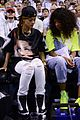 rihanna miami heat game night 11