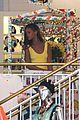 rihanna chris brown wild style shoppers 06