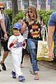 leann rimes eddie cibrian jake baseball game before birthday party 15