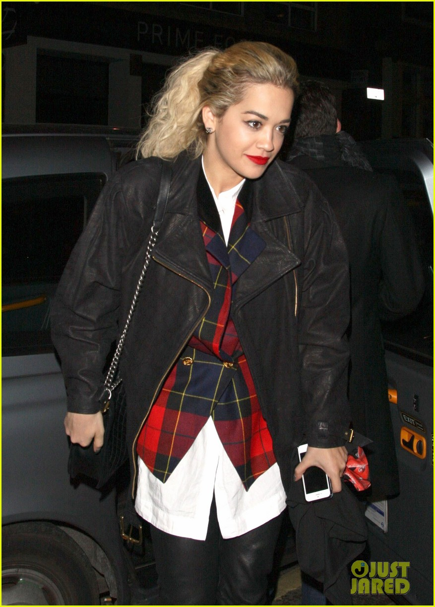 rita ora groucho club exits 02