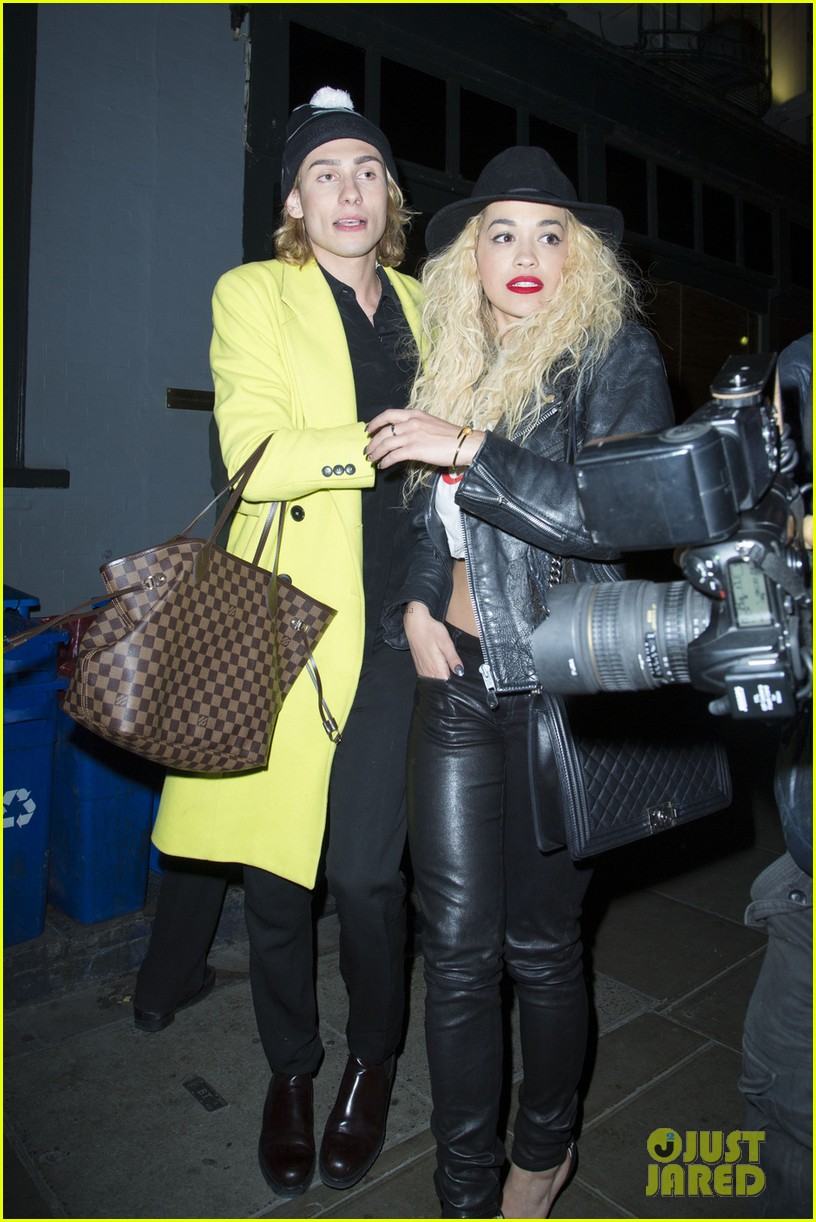 rita ora groucho club exits 03