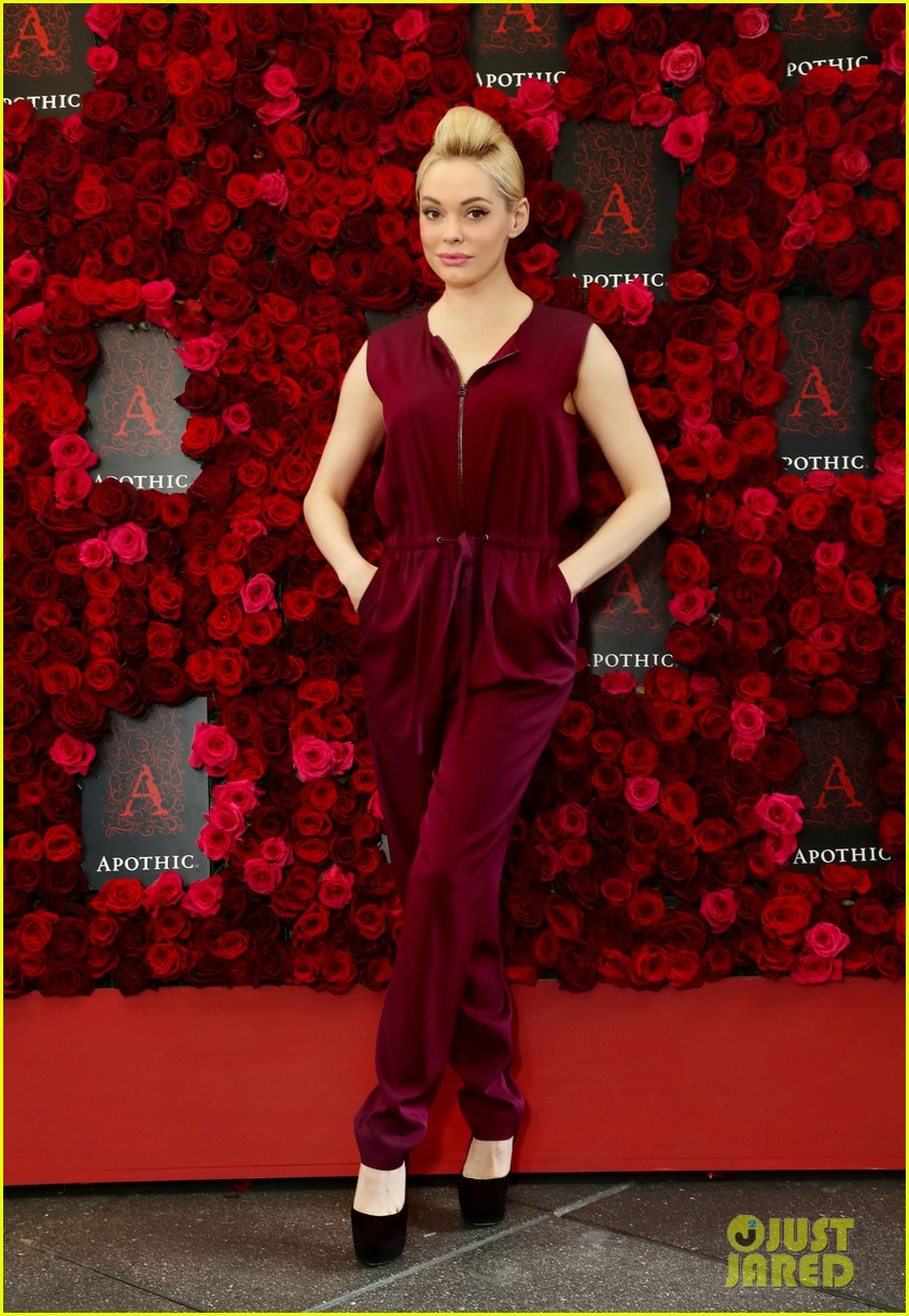 rose mcgowan apothic rose launch in nyc 16