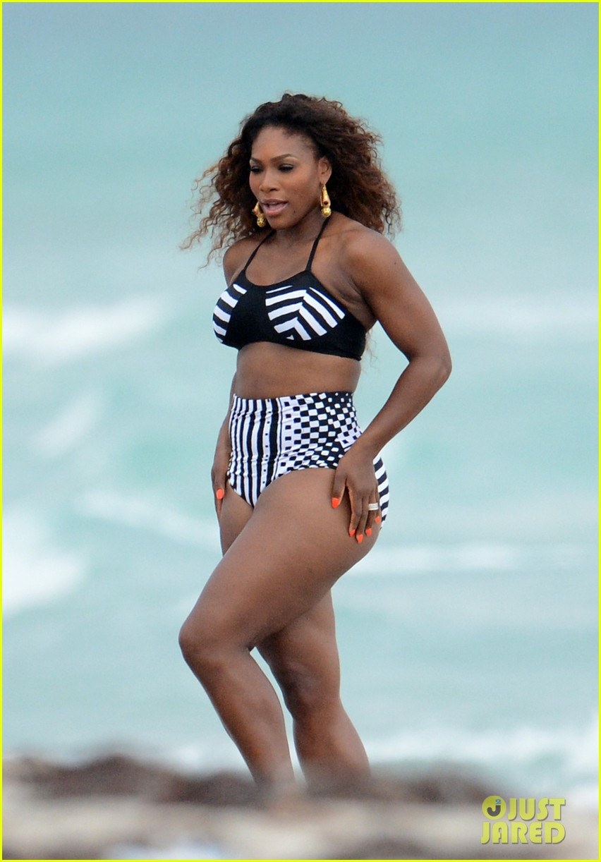 serena williams bikini beach photo shoot 112851334