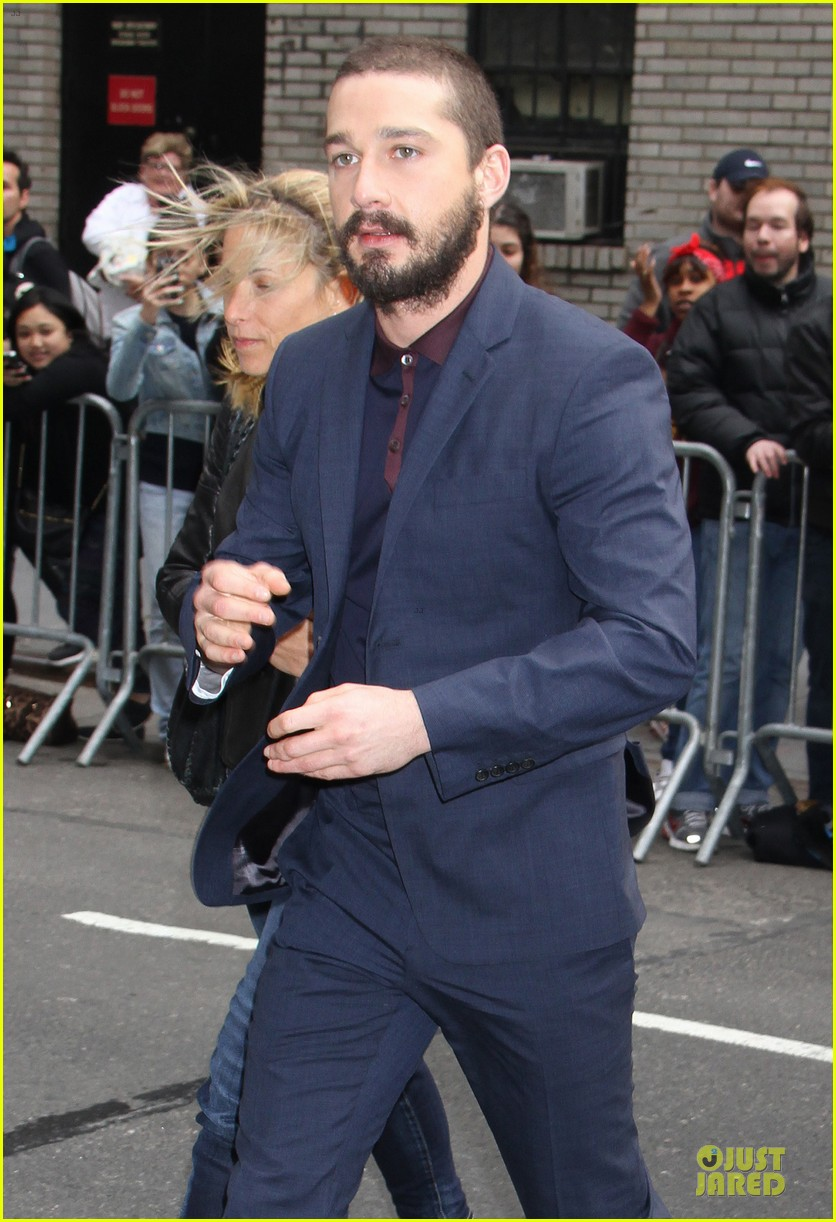 shia labeouf the company you keep new york premiere 04