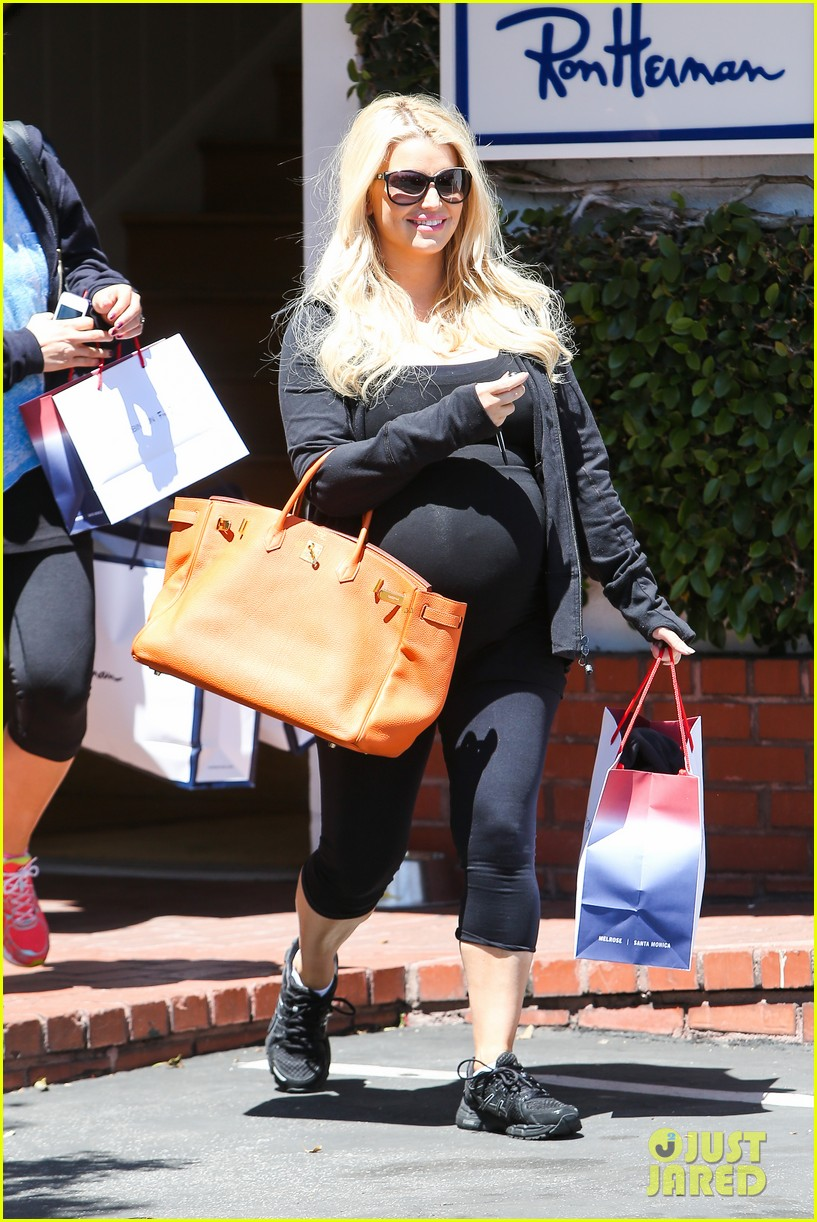 jessica simpson im so excited to have a son 032852093
