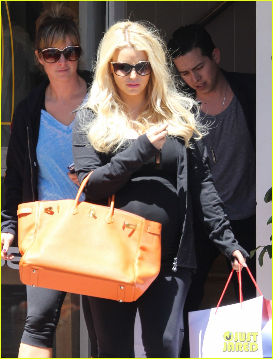 jessica simpson im so excited to have a son 07