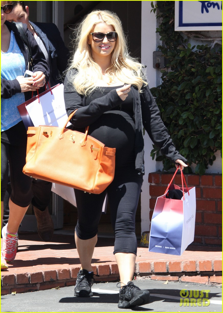 jessica simpson im so excited to have a son 082852098