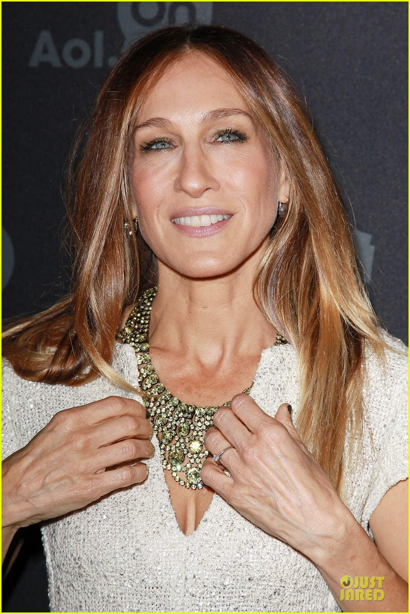 Full Sized Photo of sarah jessica parker nicole richie AOL ... Nicole Richie
