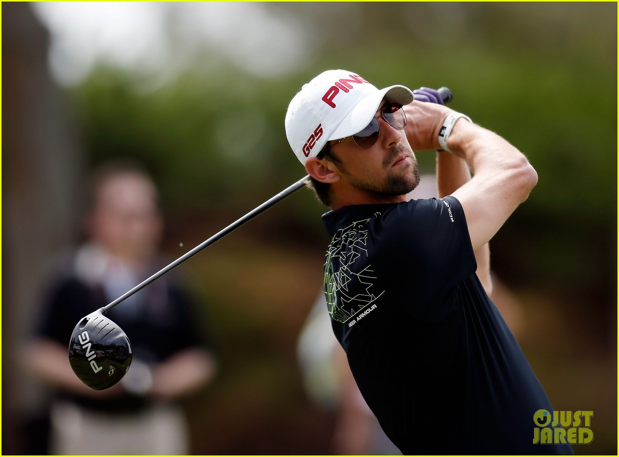 will smith michael phelps celebrity golf tournament 11