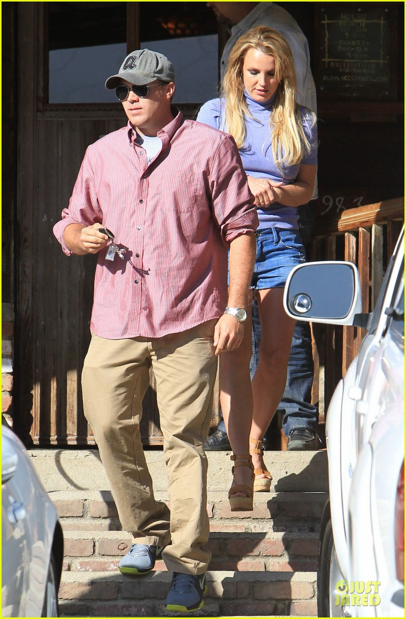 britney spears david lucado old place cornell lunch 01