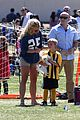britney spears nails soccer sunday 03