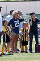 britney spears nails soccer sunday 22