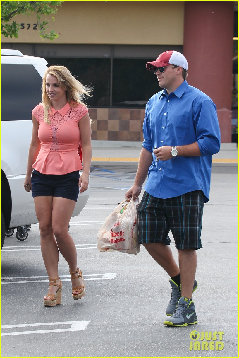 britney spears david lucado saturday ralphs run 242849535