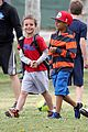 britney spears kevin federline boys sunday soccer game 07
