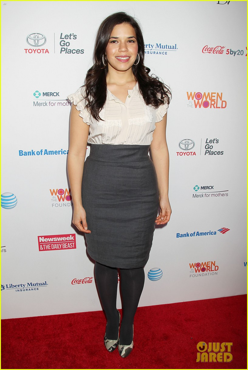 meryl streep america ferrera women in the world gala 05