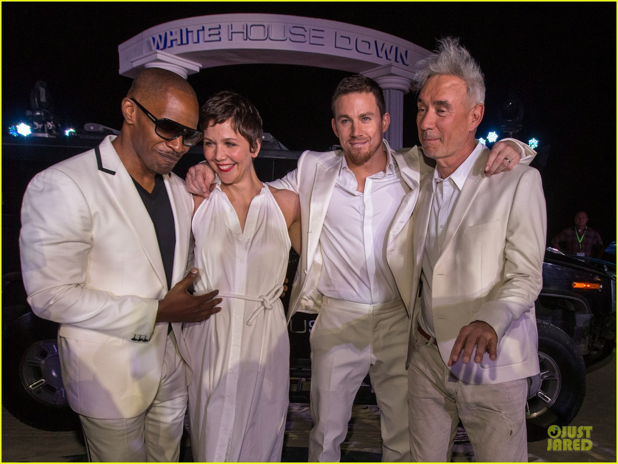 channing tatum jame foxx white house down mexico photo call 212854031