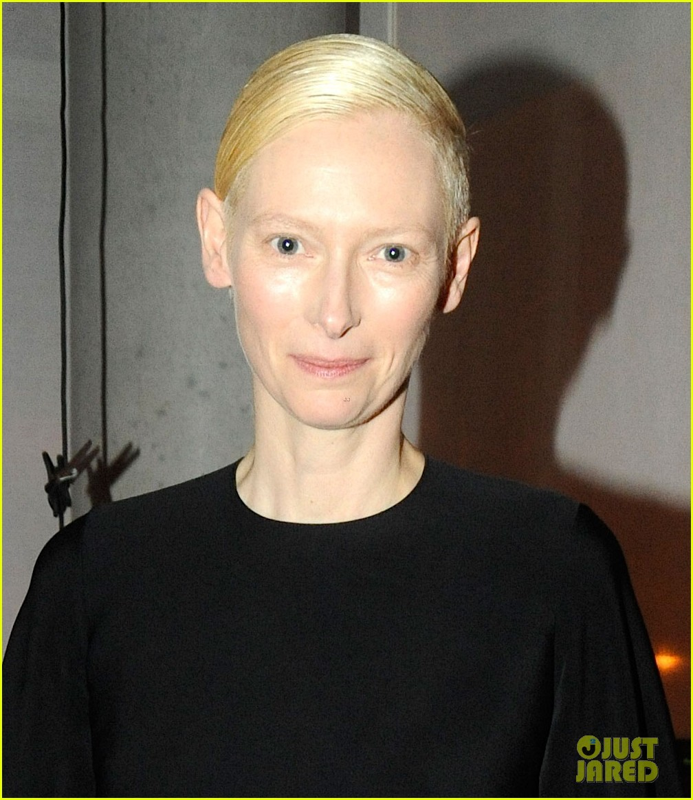 tilden swinton w magazine modern beauty issue event 022853620