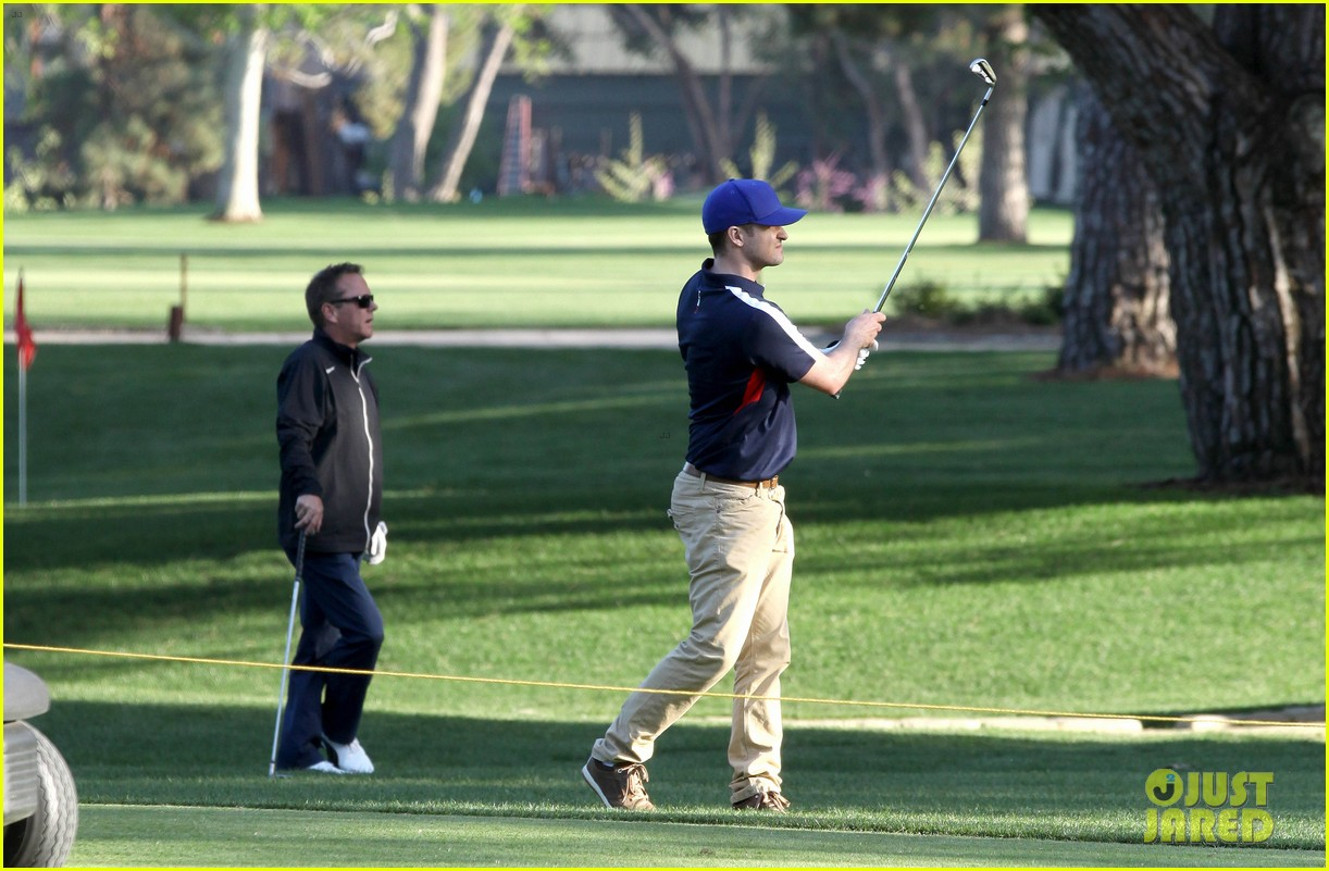 justin timberlake plays golf after jamie lynn spears tweet 13
