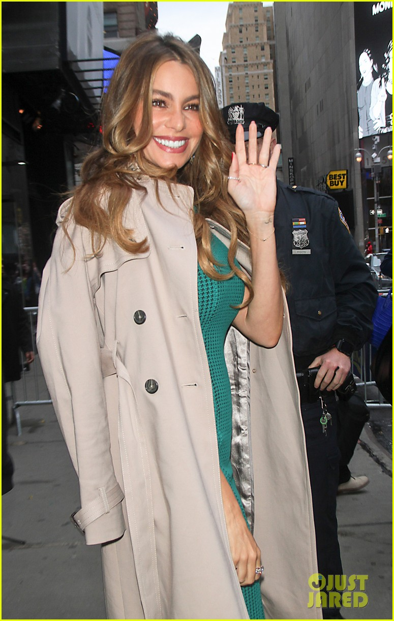 sofia vergara new york city promo appearances 08