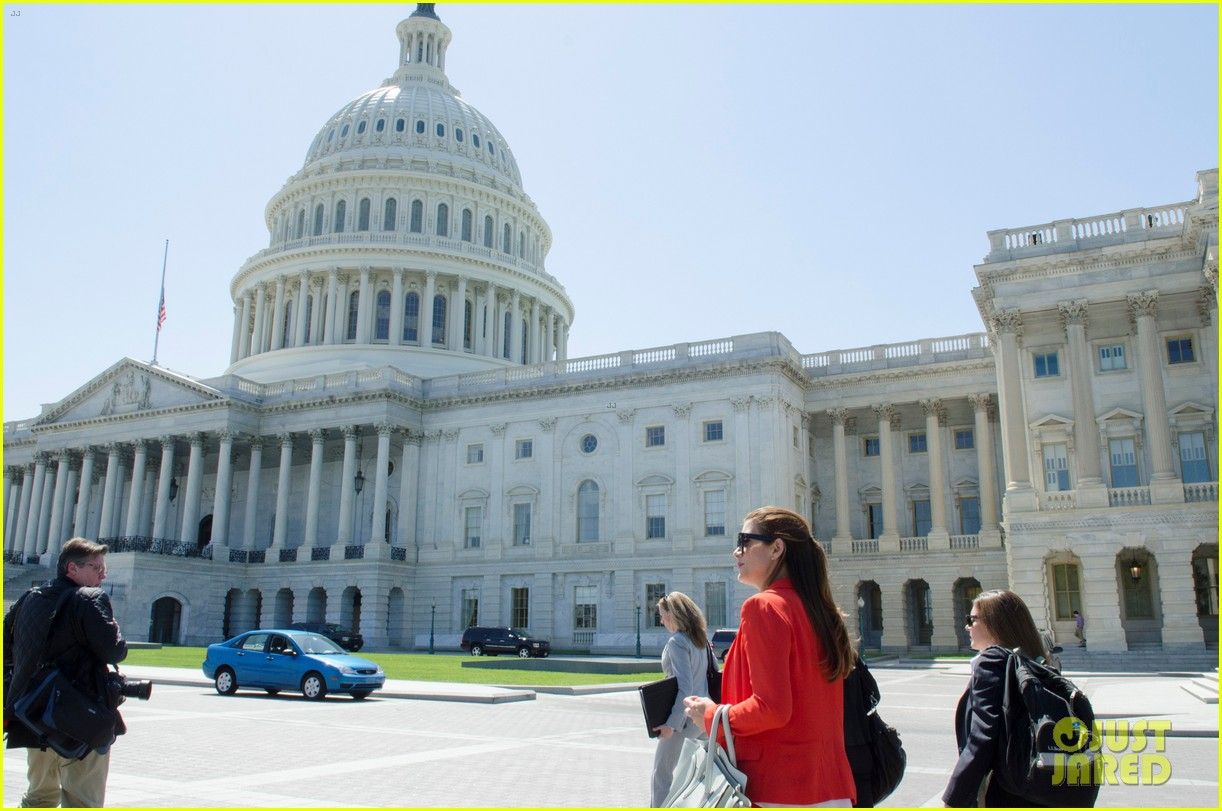 kate walsh lobbies on capitol hill to end offshore drilling 06