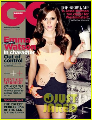 emma watson covers british gq 01