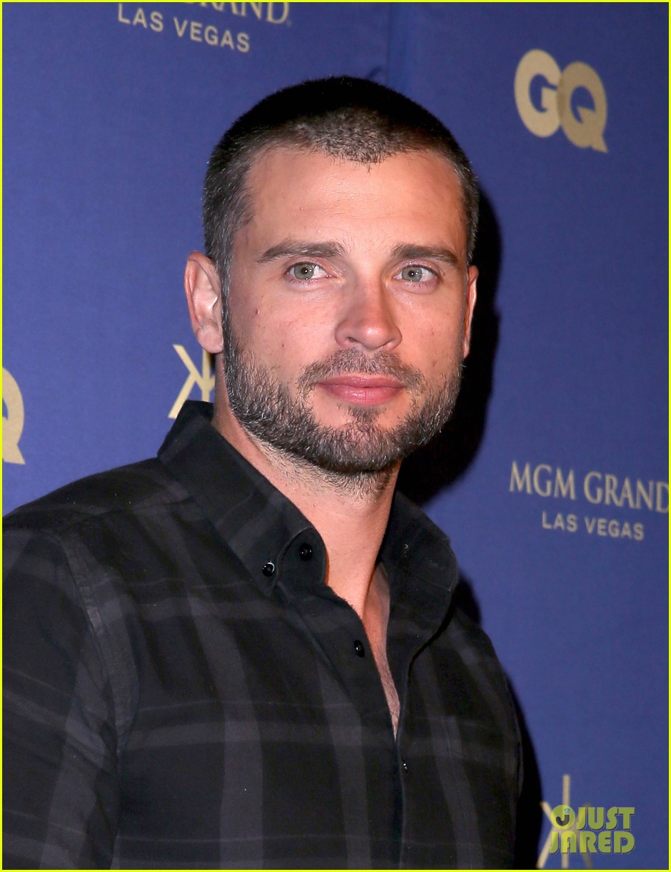 Tom welling mark salling hakkasan opening night party