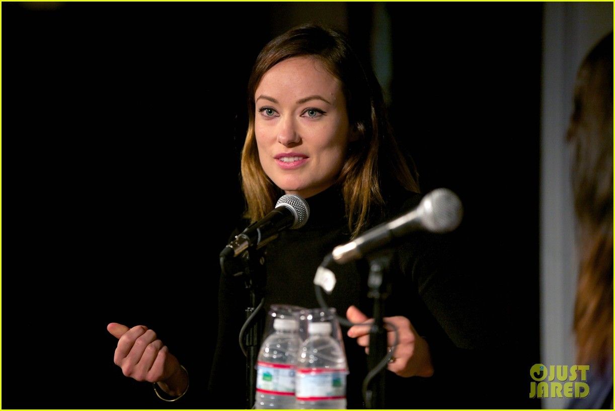 olivia wilde jason sudeikis everything is perfect book launch 04