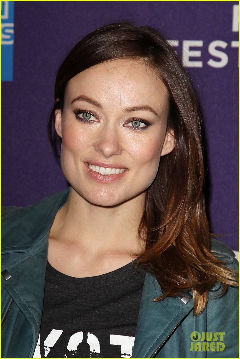 olivia wilde rider and the storm screening at tribeca 022855838