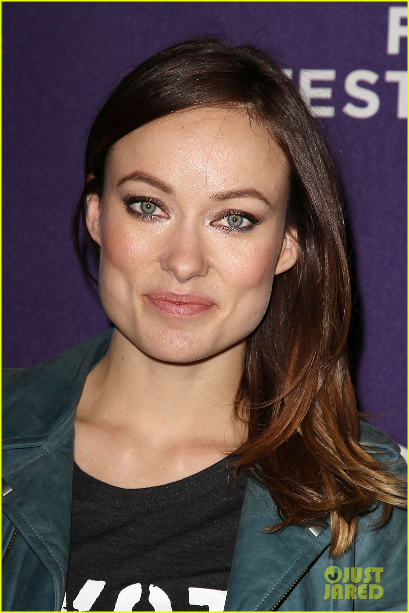 olivia wilde rider and the storm screening at tribeca 232855859