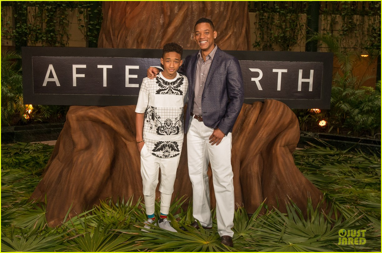 will jaden smith after earth cancun photo call 13
