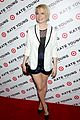 michelle williams haircut debut at kate young for target launch 10