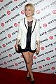 michelle williams haircut debut at kate young for target launch 14