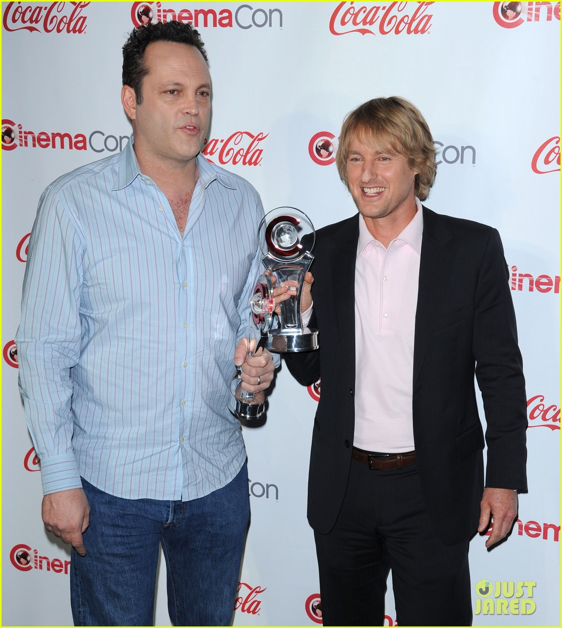 owen wilson vince vaughn cinemacon award winners 032853234