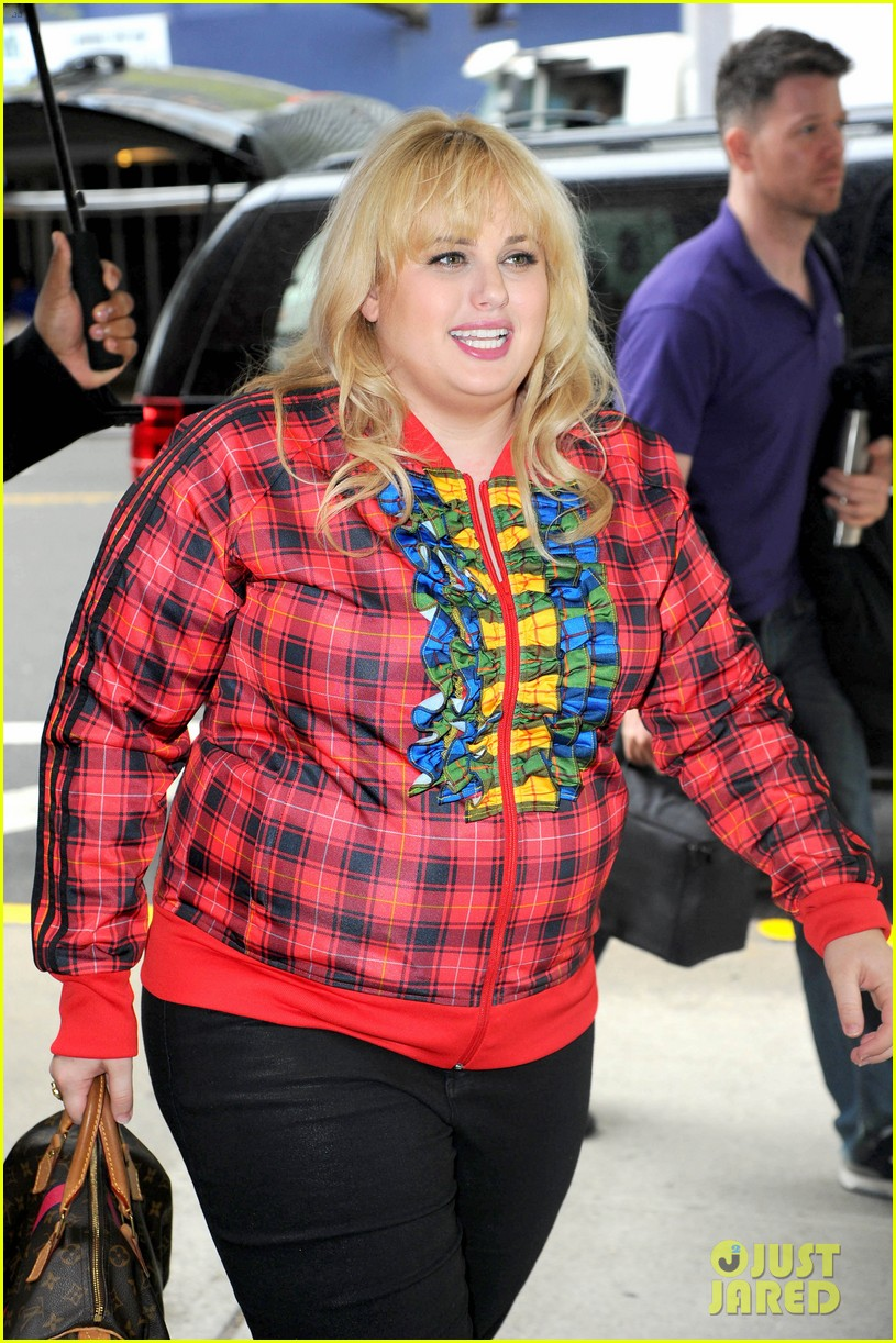 rebel wilson broadway talk shows in new york 15