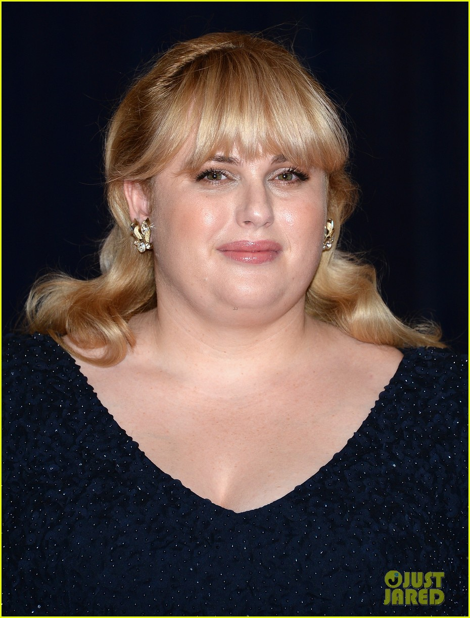 rebel wilson white house correspondents dinner 2013 02